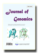 Journal of Genomics cover